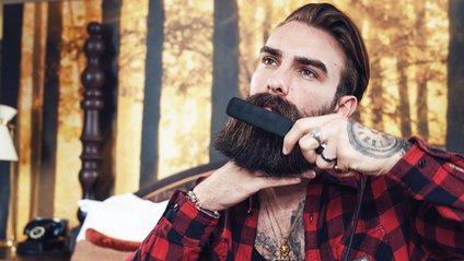 Випрямляч для бороди - фото 1