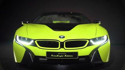BMW i8 - фото 1
