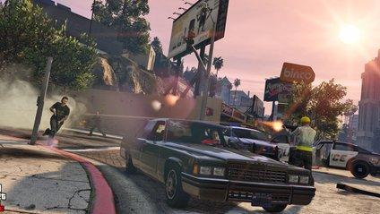 Grand Theft Auto V - фото 1