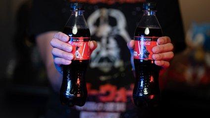 Обмежена серія пляшок Coca-Cola - фото 1
