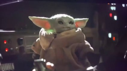 Малюк Йода - фото 1