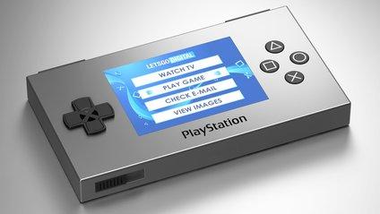 Sony запатентувала портативну консоль для відеоігор - фото 1