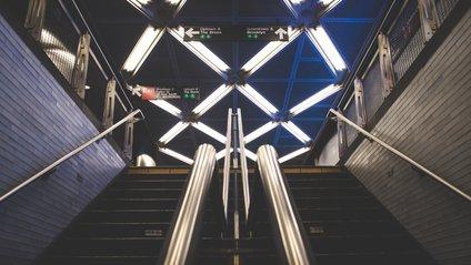 Несподіваний відвідувач метро - фото 1