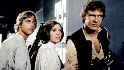 Кадр з Зоряних війн - фото 1