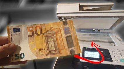 Ось що вийде, якщо ви спробуєте зробити ксерокопію банкноти євро: несподіваний результат - фото 1