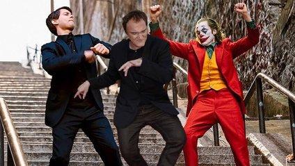 В інтернеті згадали, як Квентін Тарантіно повторював танець з Кримінального чтива: меми - фото 1