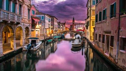 Негода у Венеції злякала туристів - фото 1