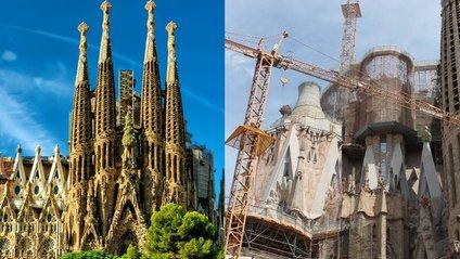 Саграда Фамілія в Барселоні - фото 1