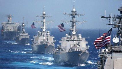 Флот США - фото 1