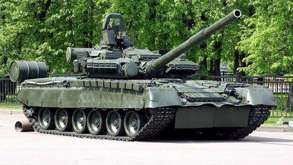 Танк Т-80 БВ - фото 1