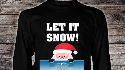Святковий светр з кокаїном і Санта-Клаусом після скандалу став хітом продажів - фото 1