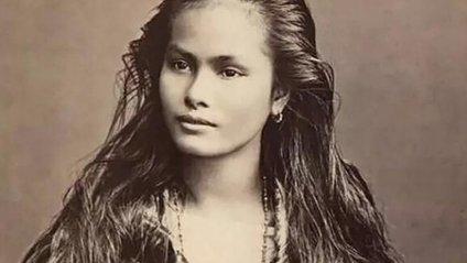 Краса невідомої філіппінки - фото 1