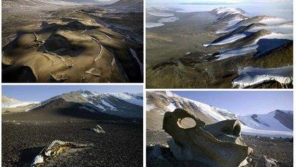 Сухі долини Мак-Мердо - фото 1
