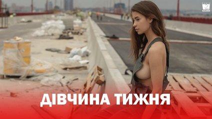 Дівчина тижня: розкута модель Ася Міковіч, яка є інфраструктурною музою України (18+) - фото 1