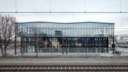 Публічна бібліотека в Тільбурзі - фото 1