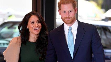 Принц Гаррі та Меган Маркл поділились зворушливим відео - фото 1