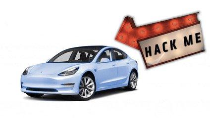 Хакери отримають чималу суму за злом Tesla Model 3 - фото 1