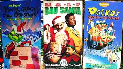 Різдвяні касети - фото 1