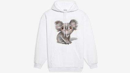 Бренд Balenciaga випустив футболки і худі на підтримку Австралії - фото 1