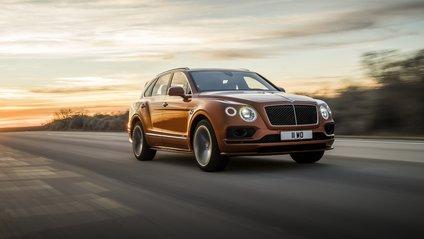 Більшість частин Bentley Bentayga Speed збирають вручну - фото 1