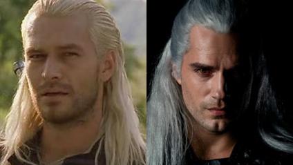 Як виглядають герої Відьмака в серіалах 2001 і 2019 років: фотопорівняння - фото 1