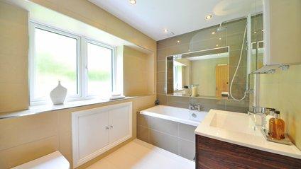 Дивний дизайн ванної кімнати - фото 1