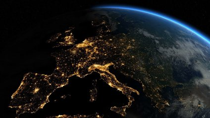 У NASA показали орбітальний схід сонця: фото - фото 1