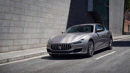 Maserati готує до випуску два електромобілі - фото 1