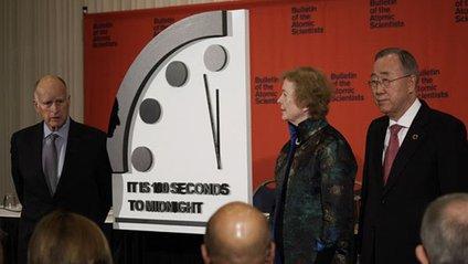"""100 секунд до """"ядерної півночі"""": на годиннику Судного дня перевели час - фото 1"""