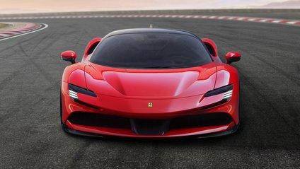 Ferrari SF90 Stradale - фото 1