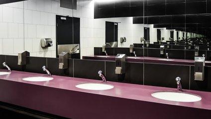 Чоловічий туалет не для сором'язливих - фото 1