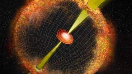 Космічний лазер - фото 1