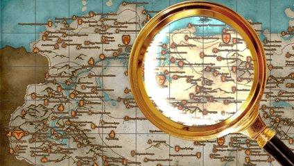 Карта з Skyrim - фото 1