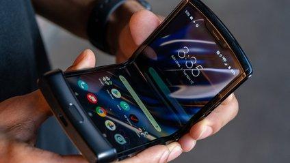 Конструкція Motorola RAZR (2019) виявилася не надто надійною - фото 1