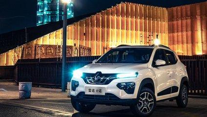 Renault готує до випуску надзвичайно бюджетний електрокар - фото 1