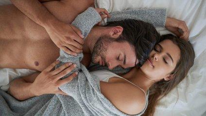 Сон з коханою людиною позитивно впливає на сон - фото 1