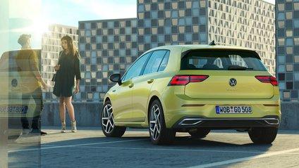Volkswagen Golf нового покоління потішить екологічним двигуном - фото 1