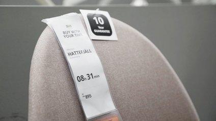 IKEA продаватиме речі за час - фото 1