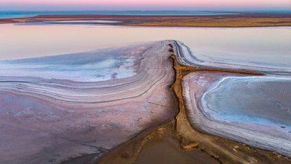 Лемурійське озеро в Україні - фото 1