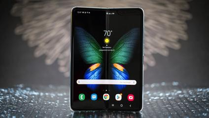 Samsung Galaxy Fold 2 може підтримувати роботу з S Pen - фото 1