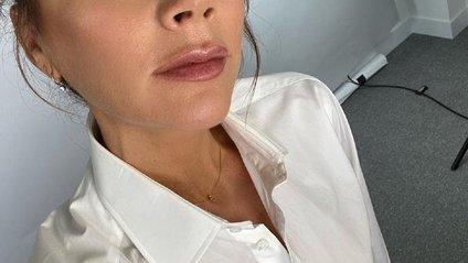 Вікторія Бекхем для Vogue - фото 1