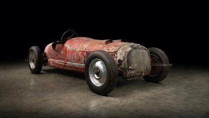 Alfa Romeo 6C 1750 Super Sport колись належав Беніто Муссоліні - фото 1