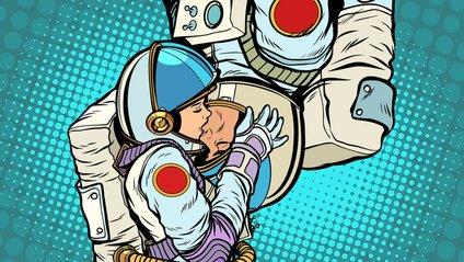 Секс у космосі складно назвати зручним - фото 1