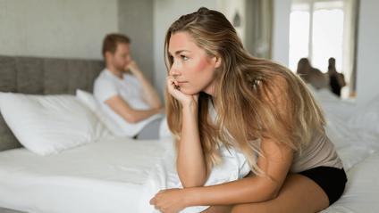 На відсутність інтиму часто впливає банальна втома - фото 1