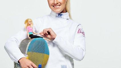 Ольга Харлан отримала власну ляльку Барбі - фото 1