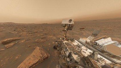 Панорама Марсу - фото 1