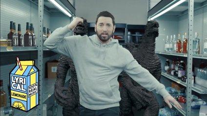 Eminem – Godzilla ft. Juice WRLD, кліп онлайн - фото 1