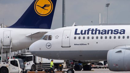 Lufthansa - фото 1