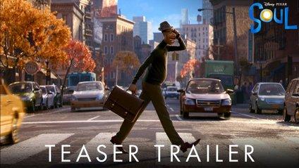 Душа, трейлер мультику від Pixar - фото 1