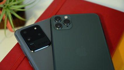 Продуктивність флагманів Samsung та Apple порівняли блогери - фото 1